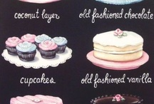 cakes / by Mary Germane
