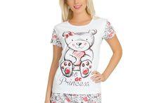 Pijamas femininos