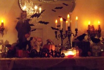 Halloweenie / Haunted Mansion theme party / by NormaJean Garza