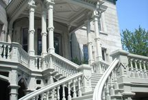 Victorian Houses / by Susan Jelleberg