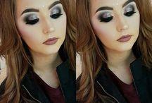 graduation/gradball makeup