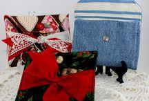 Handmade Holiday Gifts / Handmade Holiday Gift ideas from the May Arts Ribbon Blog