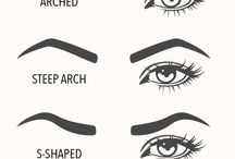 Eyebrow Shapes..
