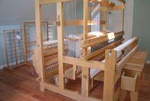 Weaving - looms