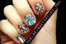 Nails galore / by Caraline LaBelle