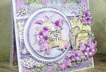 Heartfelt Creations Lush Lilacs