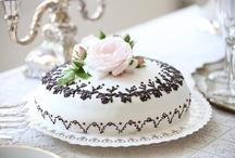 Wedding cakes<3