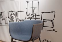 Minuscule / Minuscule Chair by Cecilie Manz.  Produced by Fritz Hansen