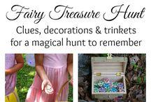 Fairy Party - creative DIY ideas
