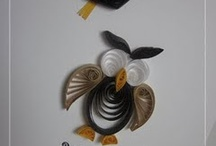 Quilling is like Puzzles