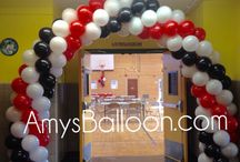School Event Balloon Decoration