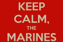 USMC Love / by Tracey Williams