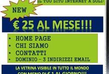 Web Designer / Realizzazione Siti Internet