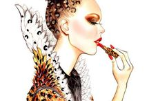 Fashion, Illustration