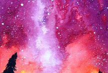 #galaxy art