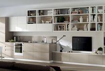 pareti attrezzate e cucine