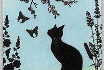 Lavinia  cards / Lavinia stempels