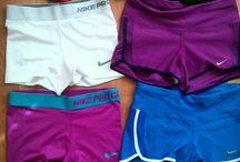 Sport wear.