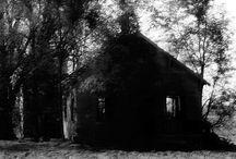 HAUNTED PLACES / by Deborah Burke-VanHoose