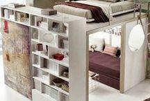 beds/closet