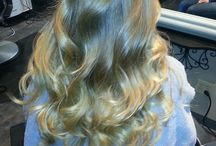 Ombre Meets Balayage! / Ombre and Balayage together = Beautiful Contemporary Hair Color!