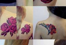 fashion tatoo