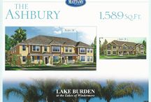 Lake Burden in Windermere, Florida / A new development called Lake Burden in Windermere , Florida.
