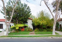 6341 Drexel Avenue, Beverly Grove 90048 / Authentic 1930s Spanish with exquisite vintage detailing 6341 Drexel Avenue, Beverly Grove $1,239,000  Built in 1930, this rare Spanish courtyard home is gated and has been meticulously maintained over the years. Enter through the wrought iron gate to a loggia and front courtyard with a fountain.