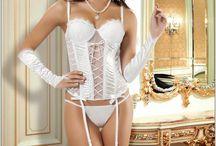 #Wedding Lingerie #New Bride #Gelin İç Giyim / #bride lingerie #gelin iç giyim #bustiyer #jartiyer #bra