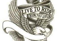 bike tatoo
