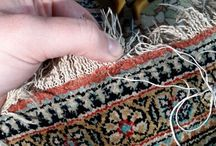 My work, my restorations carpet.