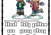 Sight Word Activities / Activities and resources to teach and practice sight words