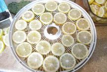 Dehydrate, canning and