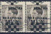 Stamps, Croatia