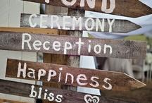 Wedding Ideas / by Debra Cox