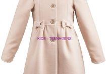 Dievčenské kabátiky / Dievčenské štýlové kabátiky, ktoré môžete zakúpiť na našom eshope : www.kids-teenagers.sk