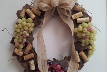 HOME: Wreaths, Crafts, etc / by Jane Tindall