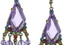 JewelMint Krishna Diamond Earrings