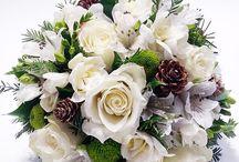 Bidermajeri  Wedding bouquet / Bidermajeri  Wedding bouquet