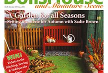 Dolls House and Miniature Scene October 2016 / Dolls House and Miniature Scene October 2016