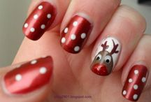Epic nail art ideas / Hoping to try this nail art sometime!
