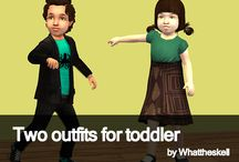 Sims 2 Clothing - F&M