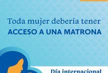 Matronas & Midwives | Matterna / Tablero dedicado a la profesión de las matronas