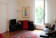 PLACE VENDOME rue de la Paix à louer appartement 2 pièces meublé