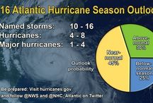 Hurricane Prep / Tips to prepare for the Atlantic hurricane Season, which begins June 1 and lasts through November.