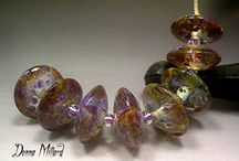 awesome lampwork beads