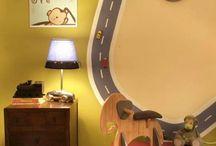 Coen's big boy room.