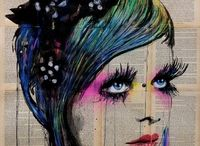 Society6 / Buy art  + Support Artists http://society6.com/izabellablue