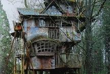 Tree house for Isla :)
