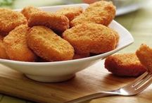 Nuggets fromage légers